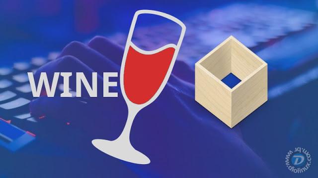 Winepak - A junção dos pacotes Flatpak com o WINE