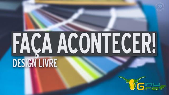 Ajude a realizar o maior evento de computação gráfica livre do Brasil!