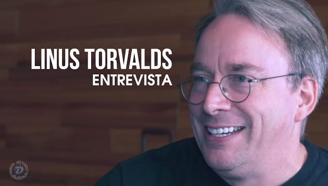 Em entrevista, Linus Torvalds fala sobre privacidade, CoC e Linux nos Desktops