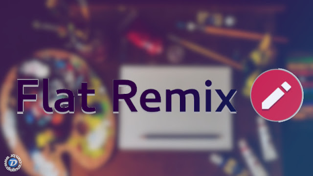 Como instalar o tema de ícones e GTK do Flat-Remix no Ubuntu e Linux Mint