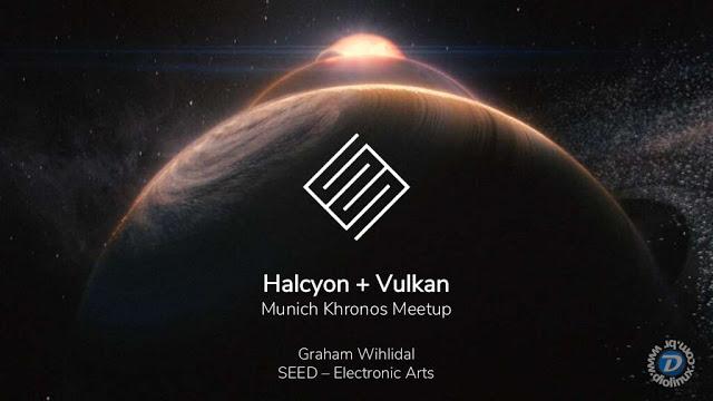 EA lança engine experimental Halcyon com suporte para Linux e VULKAN