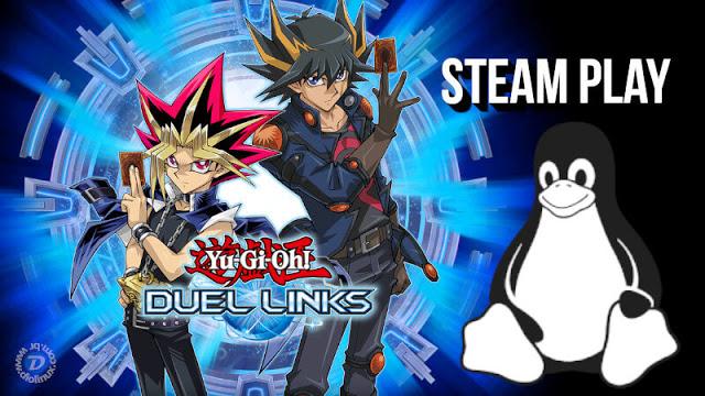 Como instalar Yu-Gi-Oh! Duel Links (PC) no Linux via Steam Play