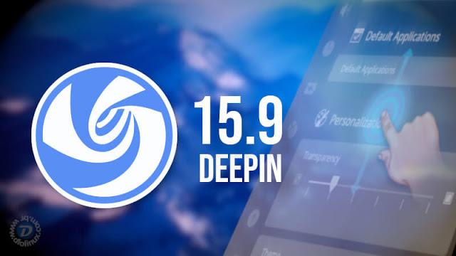 Deepin 15.9, conheça as novidades!