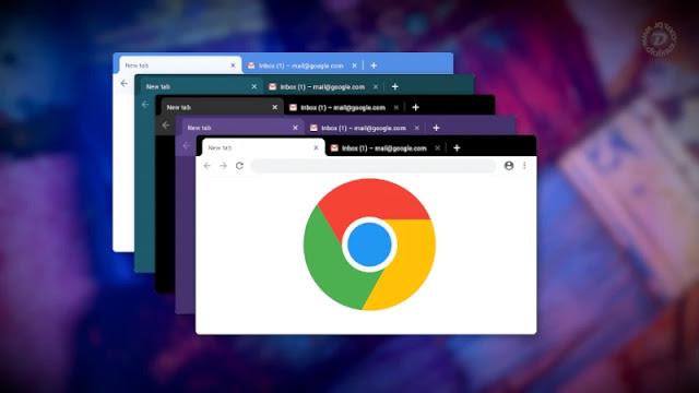 Adicione temas oficiais ao seu Google Chrome