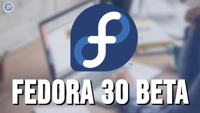 Fedora 30 beta é lançado com novidades