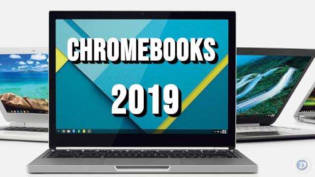 Chromebooks vendidos em 2019, vão vir com suporte a aplicativos de Linux