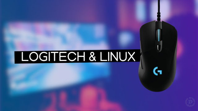 Configure o seu mouse Logitech no Linux com o Piper