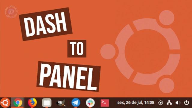 Personalize o visual do Ubuntu com a extensão Dash to Panel