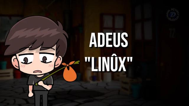 O que leva um novo usuário desistir do Linux?