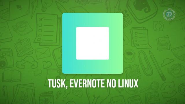 Tusk, refinado cliente Evernote desktop