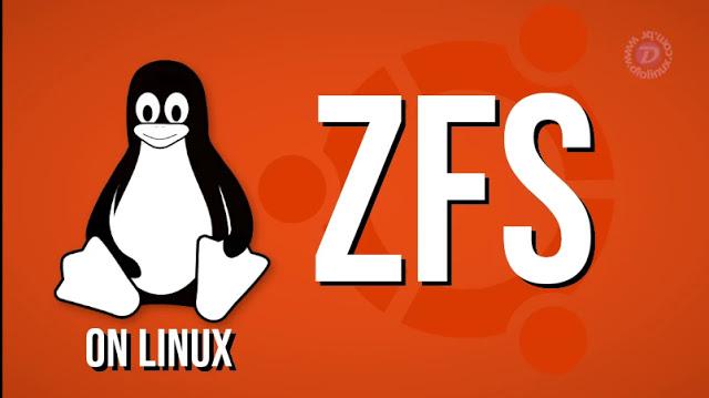 Sistema de arquivos ZFS parece estar chegando ao instalador do Ubuntu 19.10