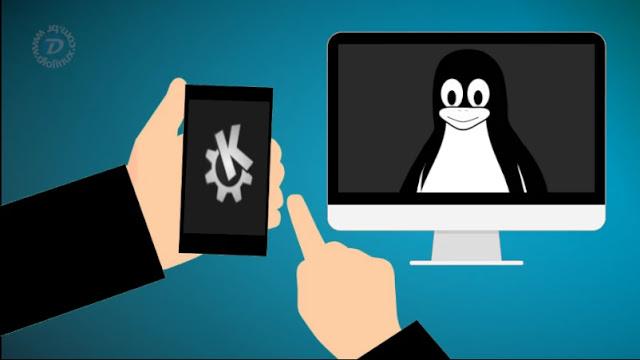 Integre seu smartphone Android com o Ubuntu via KDE Connect