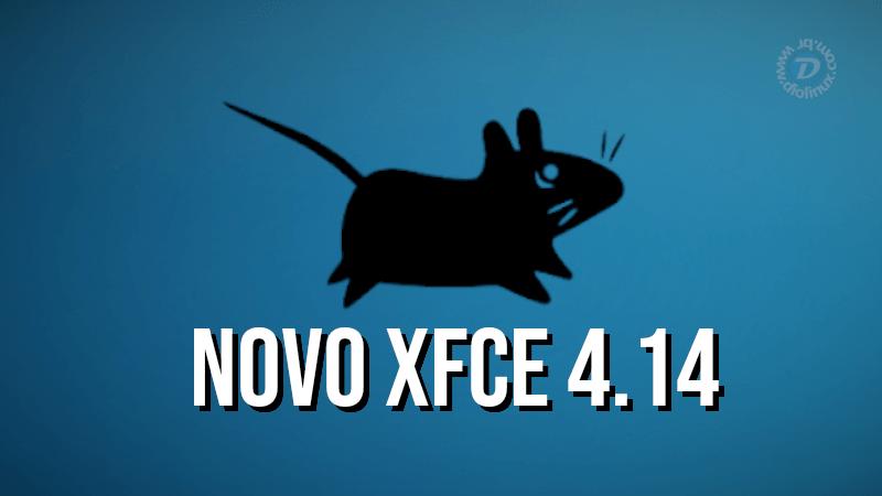 XFCE 4.14 enfim lançado!