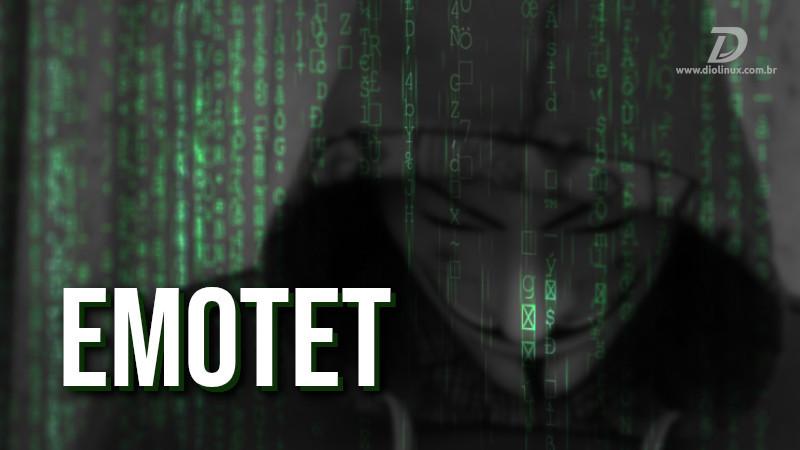 Botnet Emotet retorna, infectando computadores através de e-mails