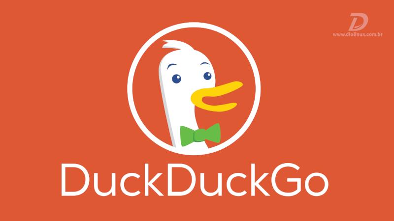 Conheça o buscador DuckDuckGo