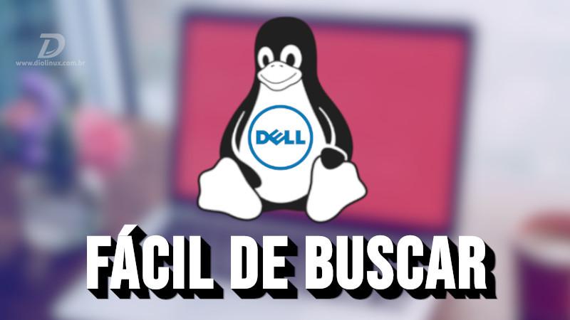 Dell lança site exclusivo para produtos com Linux