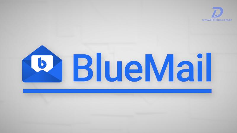 BlueMail um cliente de e-mail elegante
