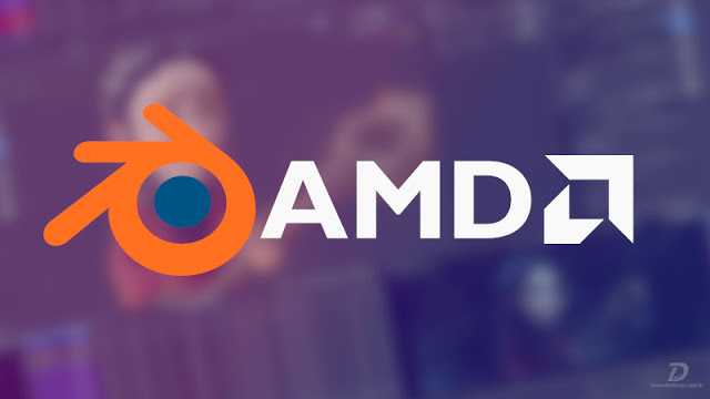 "AMD anuncia entrada para o time ""Patron"" na Blender Foundation Development"