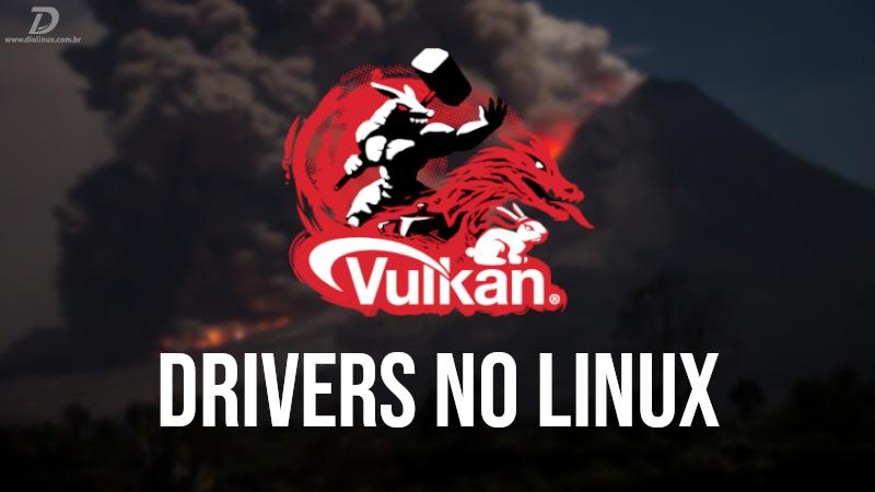 Drivers no linux