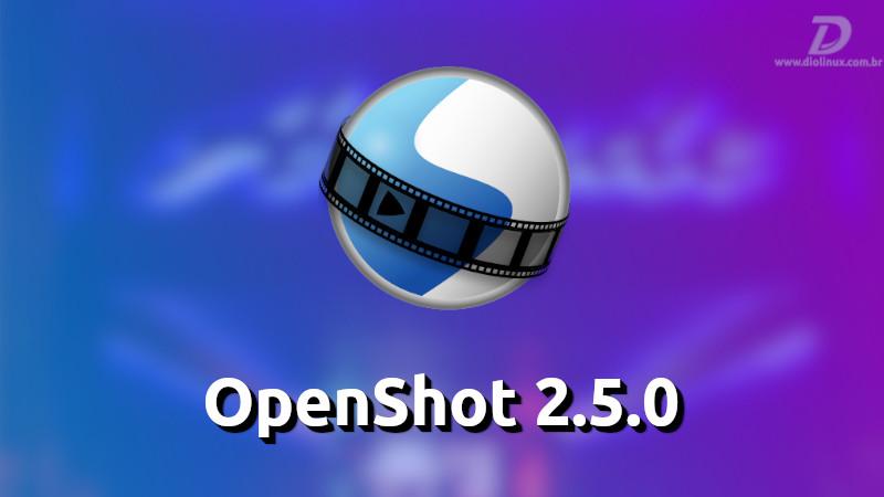 OpenShot250Lancado