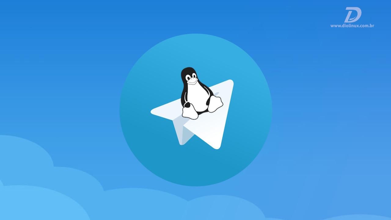 Como instalar o Telegram no Linux em 2020