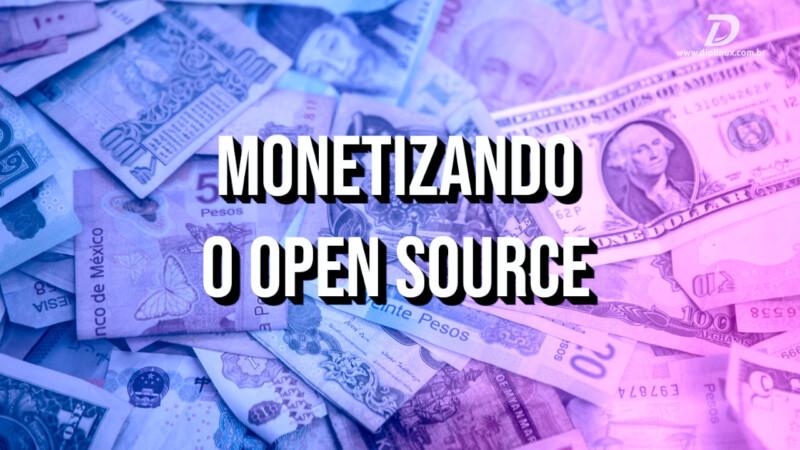Monetização do open source