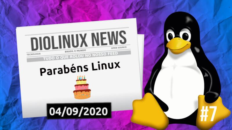 Resumão Semana Linux Tecnologia Linus Torvalds Distro Jogos