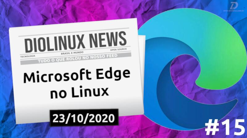 Microsoft Edge Linux Tecnologia Hardware Distro Jogos Mundo