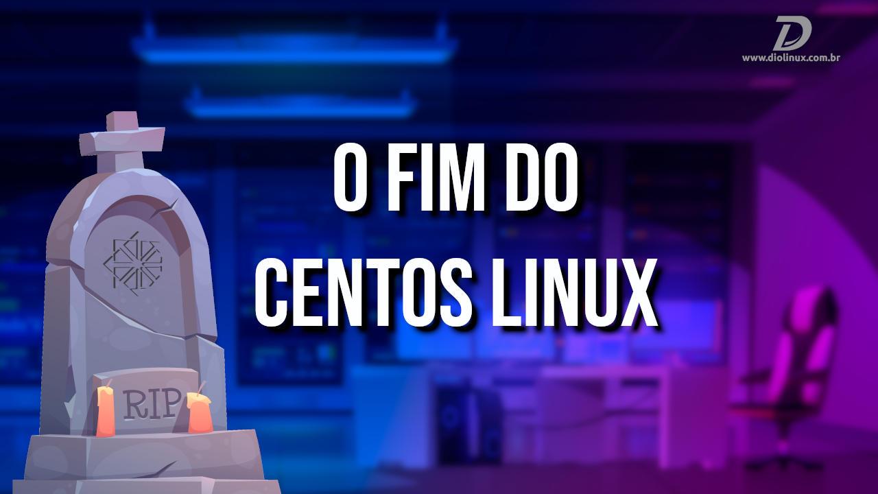 Mudanças no projeto CentOS