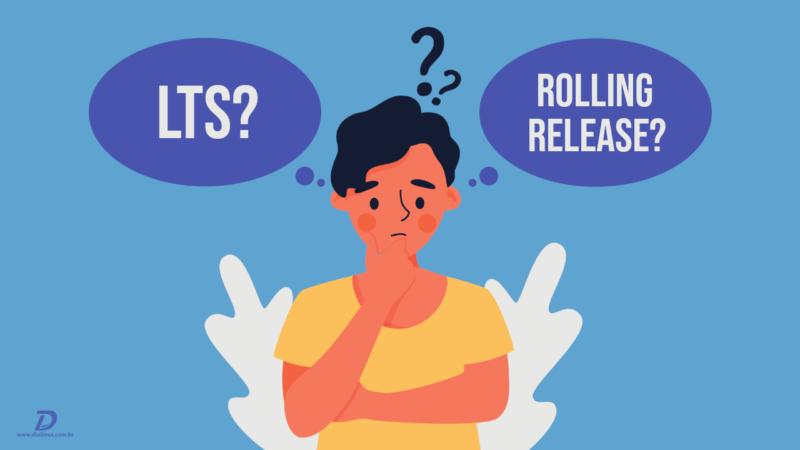 lts vs rolling release
