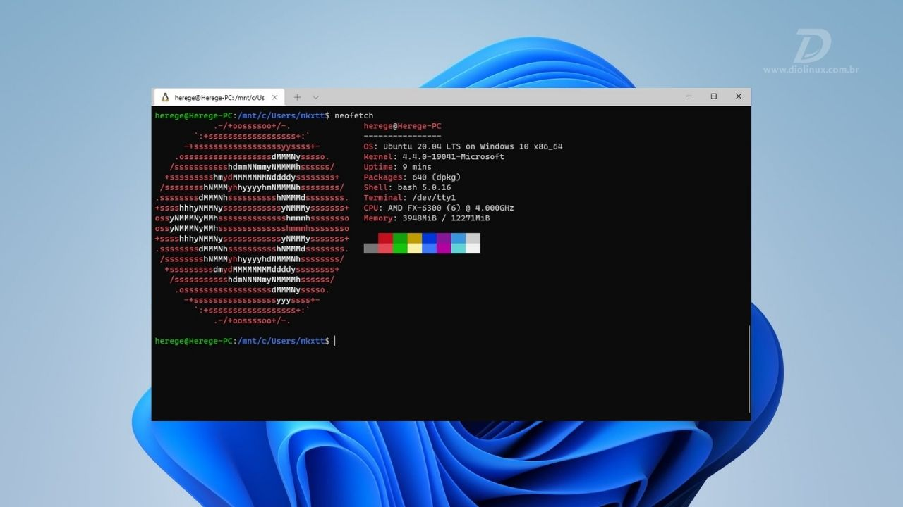 Agora é muito mais fácil instalar o WSL no Windows 11